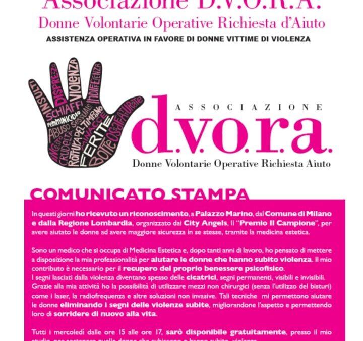 JUVA MAGAZINE E ASSOCIAZIONE D.V.O.R.A.
